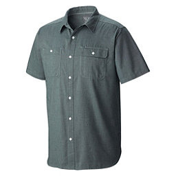Mountain Hardwear Drummond Utility S/S Mens Shirt, Ice Shadow, 256