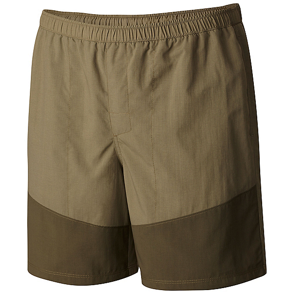 Mountain Hardwear Class IV Mens Shorts, Stone Green, 600