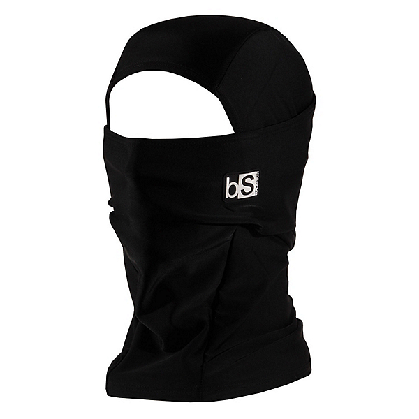 BlackStrap The Hood Solid Balaclava, Black, 600