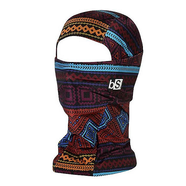BlackStrap The Hood Balaclava, Tribe Burgundy, 600