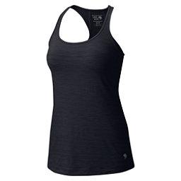 Mountain Hardwear Mighty Stripe Womens Tank Top, Black, 256