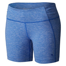 Mountain Hardwear Mighty Activa Womens Shorts, Bright Island Blue, 256