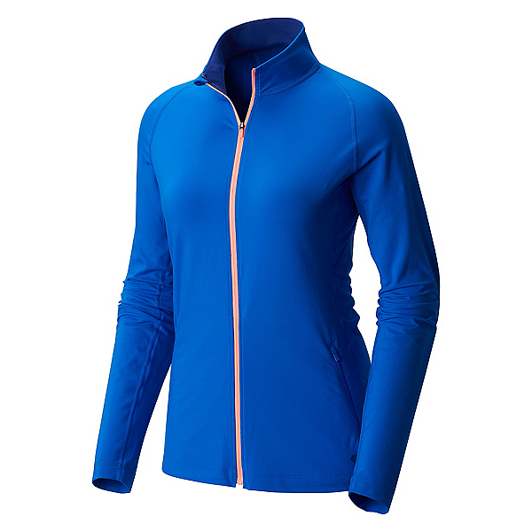 Mountain Hardwear Butterlicious Full Zip Womens Jacket, , 600