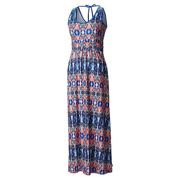 Mountain Hardwear DrySpun Perfect Printed Maxi Dress, , 600