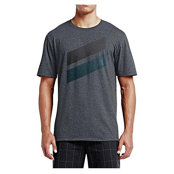 Hurley Icon Splash Push Through T-Shirt, , 600