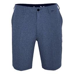 Hurley Phantom 21 Inch Walk Mens Hybrid Shorts, Obsidian, 256