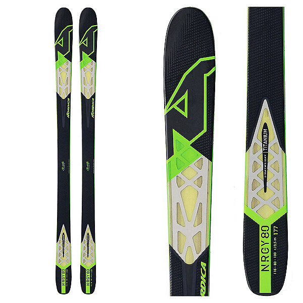 Nordica NRGy 80 Skis, , 600