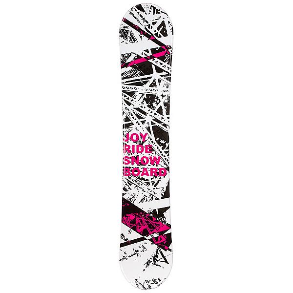 JoyRide Chaos Pink Womens Snowboard, , 600