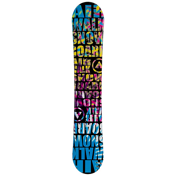 Airwalk Laser Blue Rocker 155cm Womens Snowboard, , 600