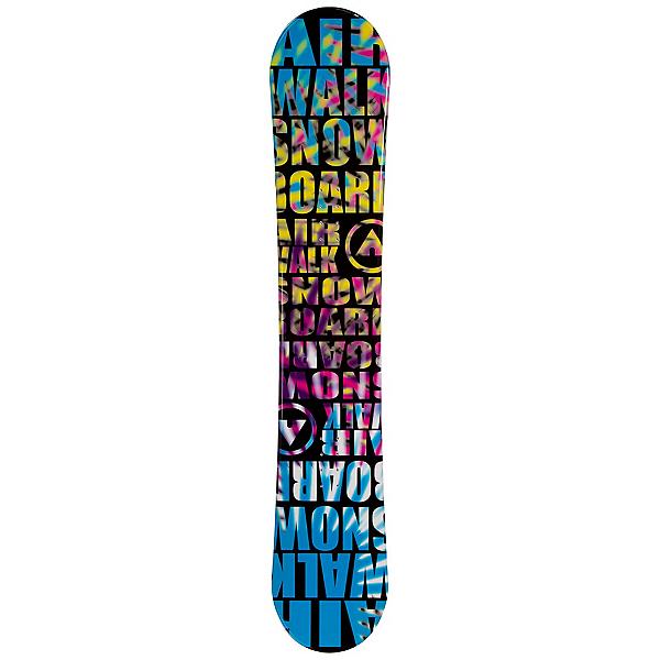 Airwalk Laser Blue Rocker 155cm Womens Snowboard 2013