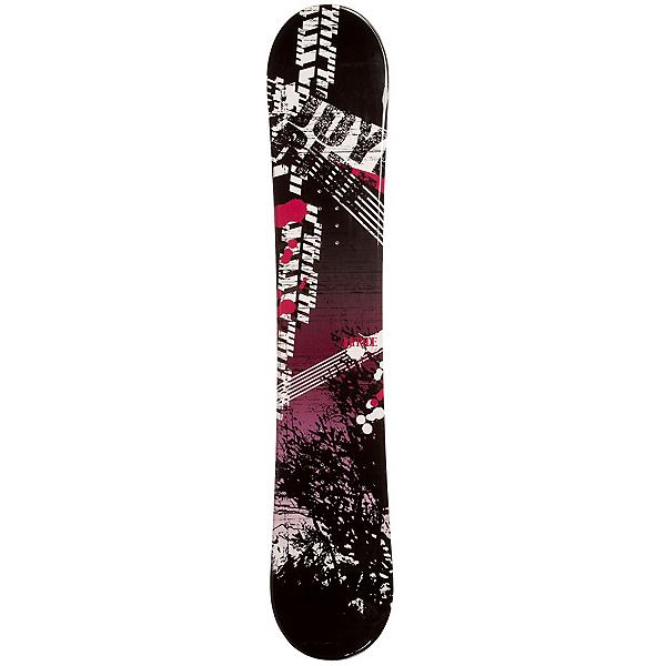 JoyRide Bush Pink Womens Snowboard, , 600