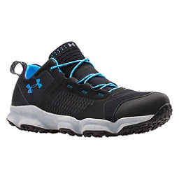 Under Armour Speedfit Hike Low Mens Shoes, Black-Elemental-Osmosis, 256