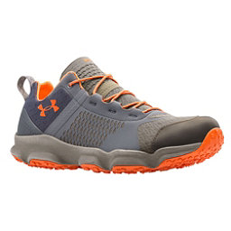 Under Armour Speedfit Hike Low Mens Shoes, Stoneleigh Taupe-Graphite-Hips, 256