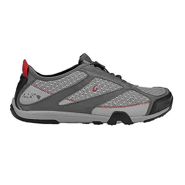 OluKai 'Eleu Trainer Mens Watershoes, Grey-Dark Shadow, 600