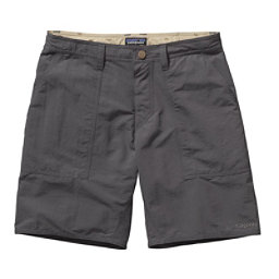 Patagonia Wavefarer Stand Up Mens Board Shorts, Forge Grey, 256