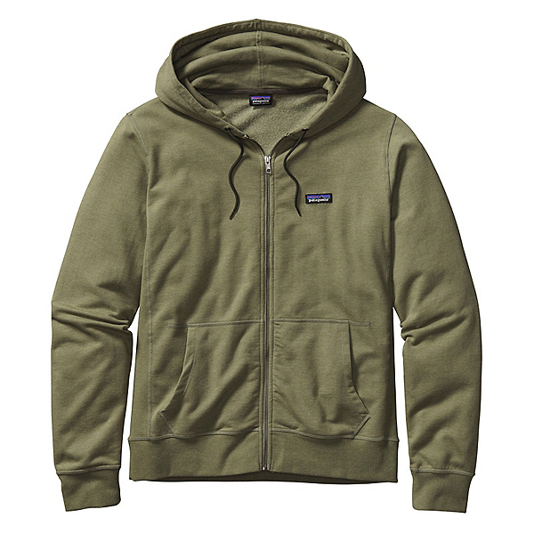 Patagonia Lightweight Full Zip Mens Hoodie, , 600