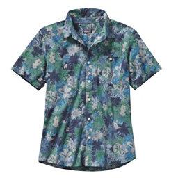 Patagonia Go To Mens Shirt, Neo Tropics Lite Glass Blue, 256
