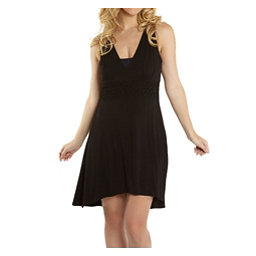 Dotti Ocean Avenue Dress Bathing Suit Cover Up, Black, 256