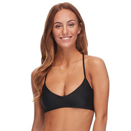 Body Glove Smoothies Alani Bathing Suit Top, Black, 256