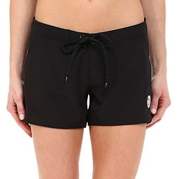 Body Glove Blacks Beach Vapor Womens Board Shorts, Black, 256