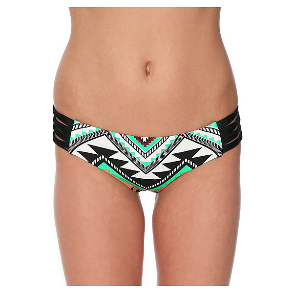 Body Glove Maka Ruby Bathing Suit Bottoms, , 600