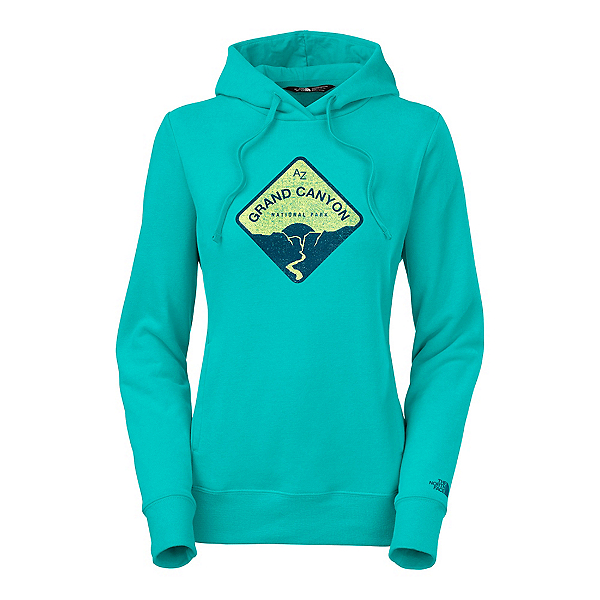 The North Face National Parks Welt Pocket Womens Hoodie (Previous Season), , 600