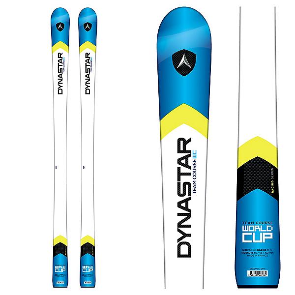 Dynastar Team Course Open Junior Race Skis with Look Nova Team 7 Bindings, , 600