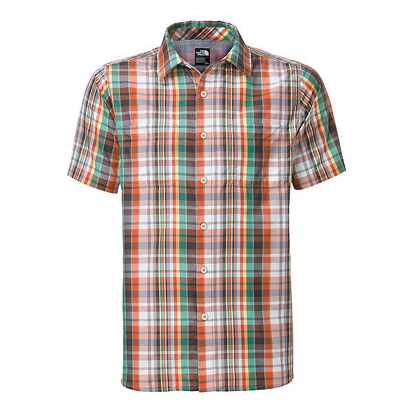The North Face Men's S/S Solar Plaid Mens Shirt (Previous Season), , 600