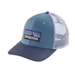 Patagonia P-6 Trucker Hat, Railroad Blue, 256