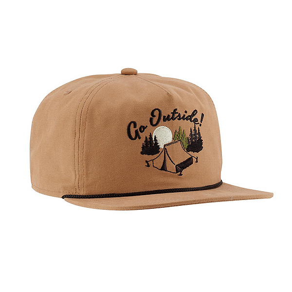 Coal The Great Outdoors Hat, Light Brown, 600
