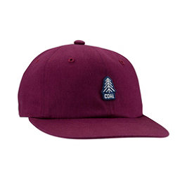 Coal The Junior Hat, Burgundy, 256