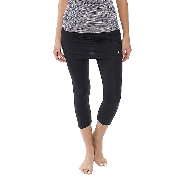 Next Good Karma Skirted Swim Capri, , 600