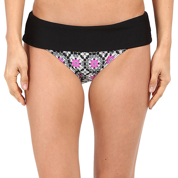 Next Weekend Warrior Retro Bathing Suit Bottoms, , 600