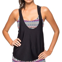 Next Find Your Chi Tankini W/Bra Bathing Suit Top, , 256