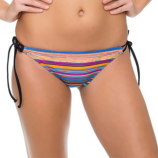 Oakley Pacific Stripe Tunnel Bathing Suit Bottoms, Multi, 600