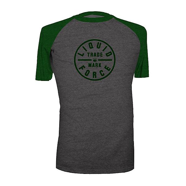 Liquid Force Badge Mens T-Shirt, , 600