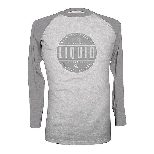 Liquid Force Passion Long Sleeve Mens T-Shirt, , 600
