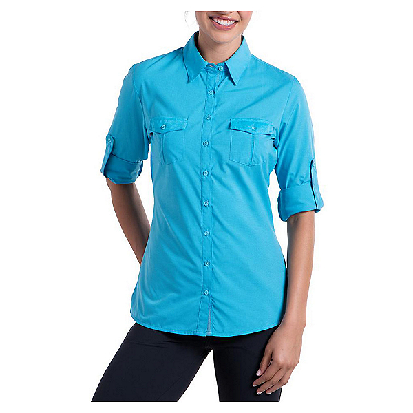 KUHL Airkraft Womens Shirt, Skylight, 600