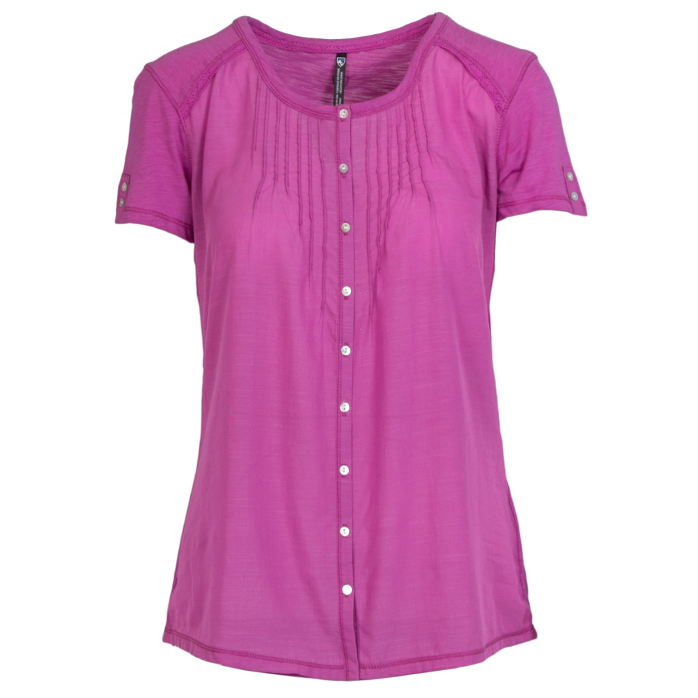 KUHL Geneva Short Sleeve Womens Shirt