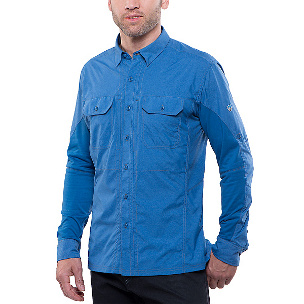 KUHL Airspeed Long Sleeve Mens Shirt, , 600