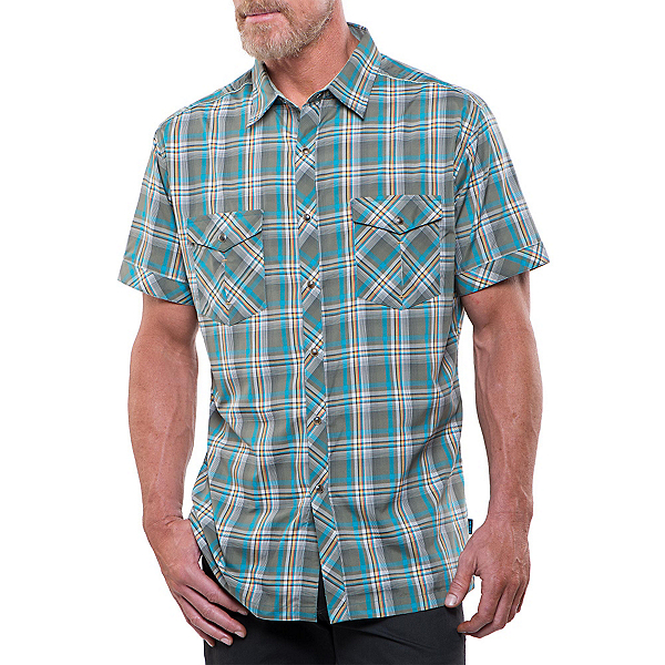 KUHL Konquer Short Sleeve Shirt, , 600