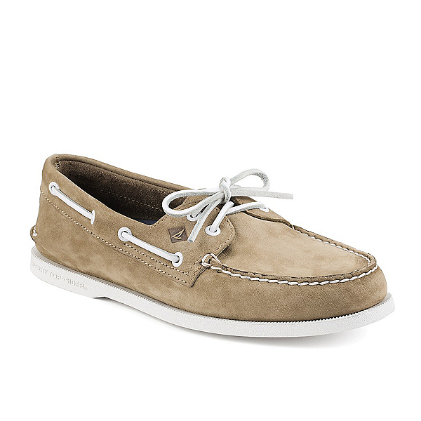 Sperry A/O 2-Eye Washable Nubuck Mens Shoes, , 600