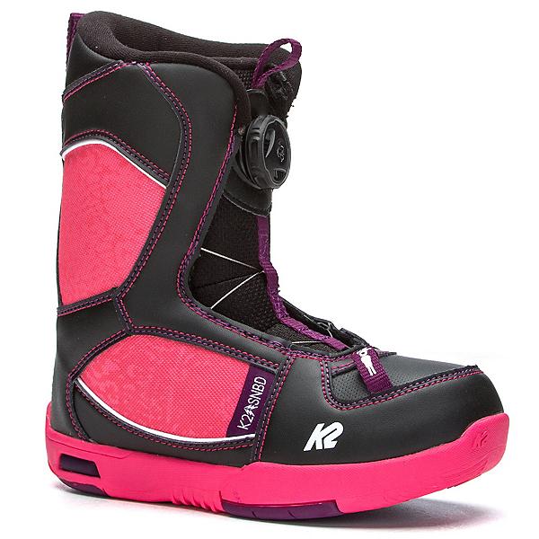 K2 Lil Kat Girls Snowboard Boots, , 600