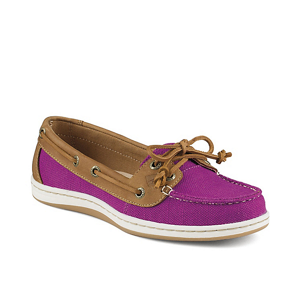 Sperry Firefish Nubby Canvas Womens Shoes, , 600