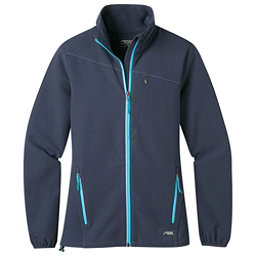 Mountain Khakis Foxtrot LT Softshell Womens Jacket, Midnight Blue, 256