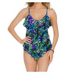 Magicsuit Papillon Rita Tankini Bathing Suit Top, Multi, 256