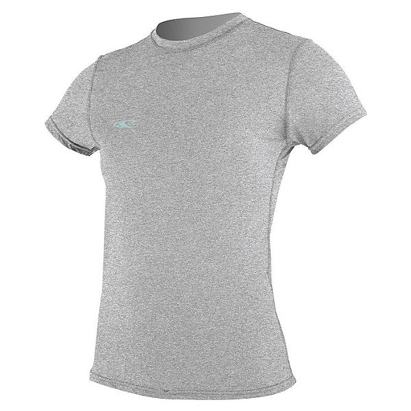 O'Neill 24-7 Hybrid Short Sleeve Tee Womens Rash Guard, , 600