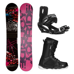Joyride Picture R ST-1 Complete Snowboard Package, , 256