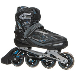 Roces Equalizer Inline Skates, Black-Blue, 256