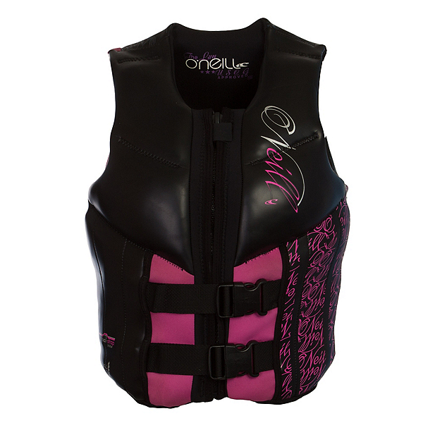 O'Neill Law USCG Womens Life Vest, , 600